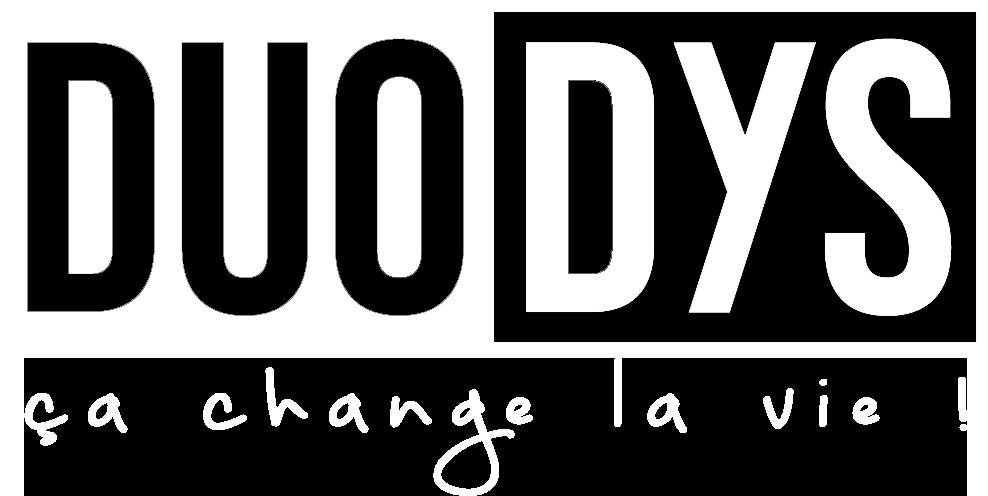 Logo Duodys noir